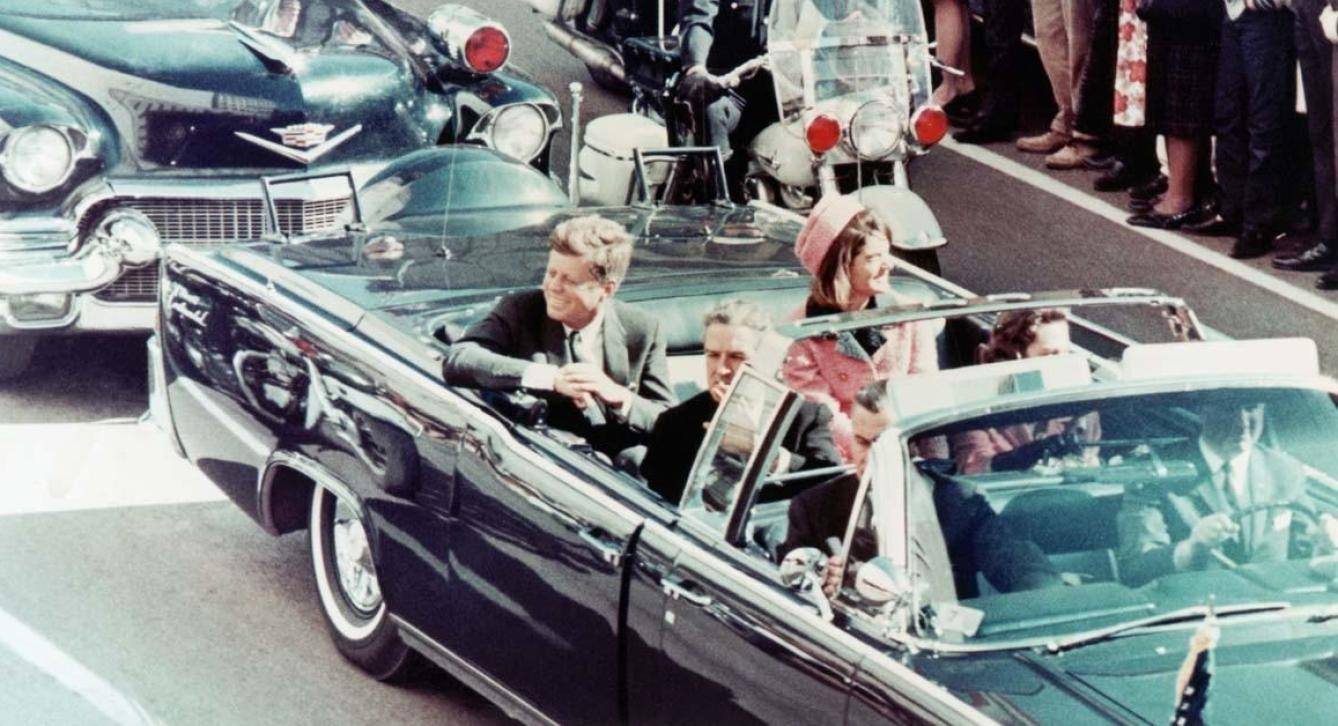 Assassination of John F. Kennedy, 1963