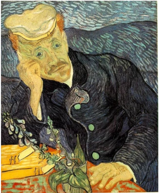 $82,500,000. Vincent van Gogh – Portrait of Dr. Gachet.