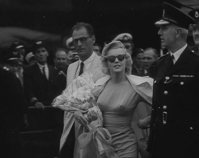 Death of Marilyn Monroe, August 5, 1962