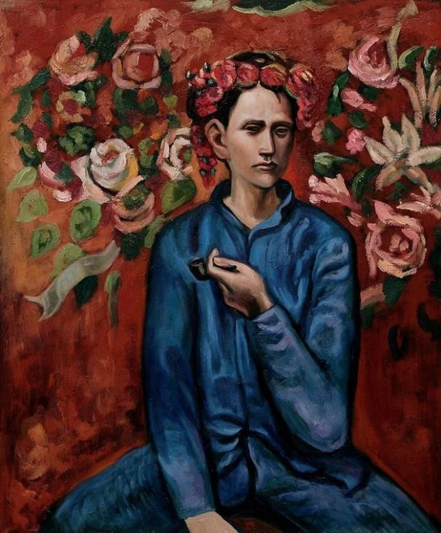 $104,200,000. Pablo Picasso – Garçon à la pipe.