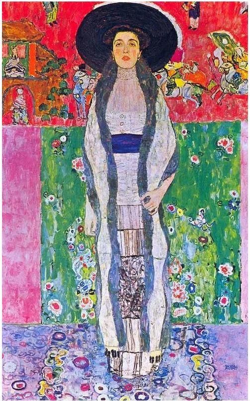 $87,900,000. Gustav Klimt – Portrait of Adele Bloch-Bauer II.