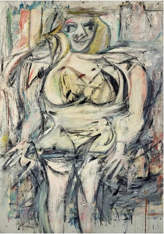 $137,500,000. Willem de Kooning – Woman III.