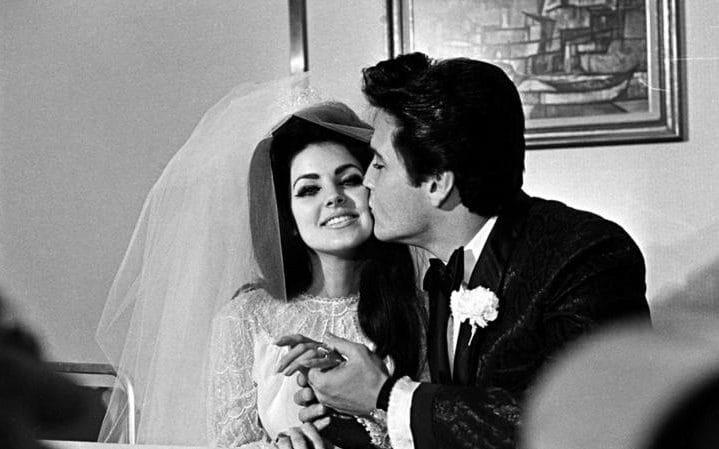 Elvis and Priscilla's Weddin