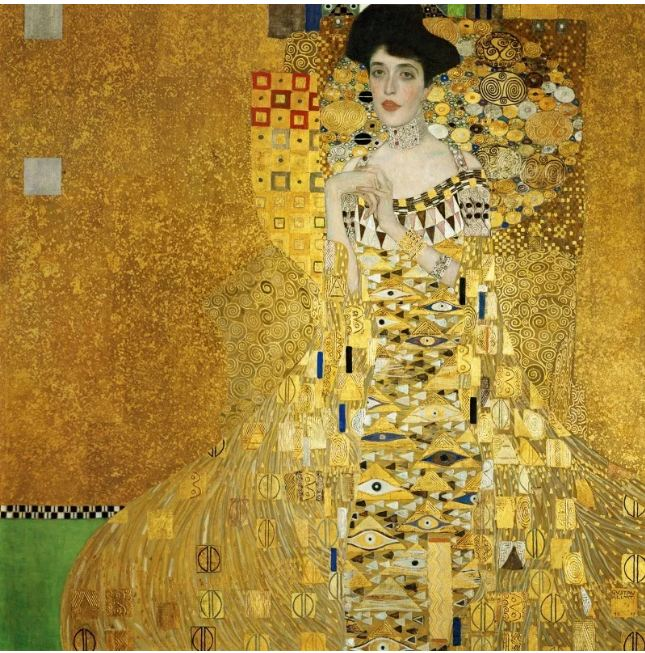 $135,000,000. Gustav Klimt – Portrait of Adele Bloch-Bauer I.