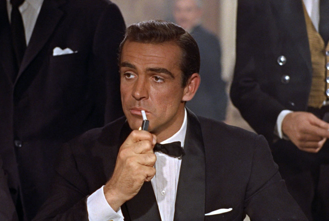 Sean Connery's hair on James Bond was fake