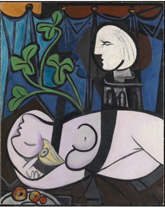 $106.5 million. Nude, Green Leaves and Bust by Pablo Picasso, 1932.