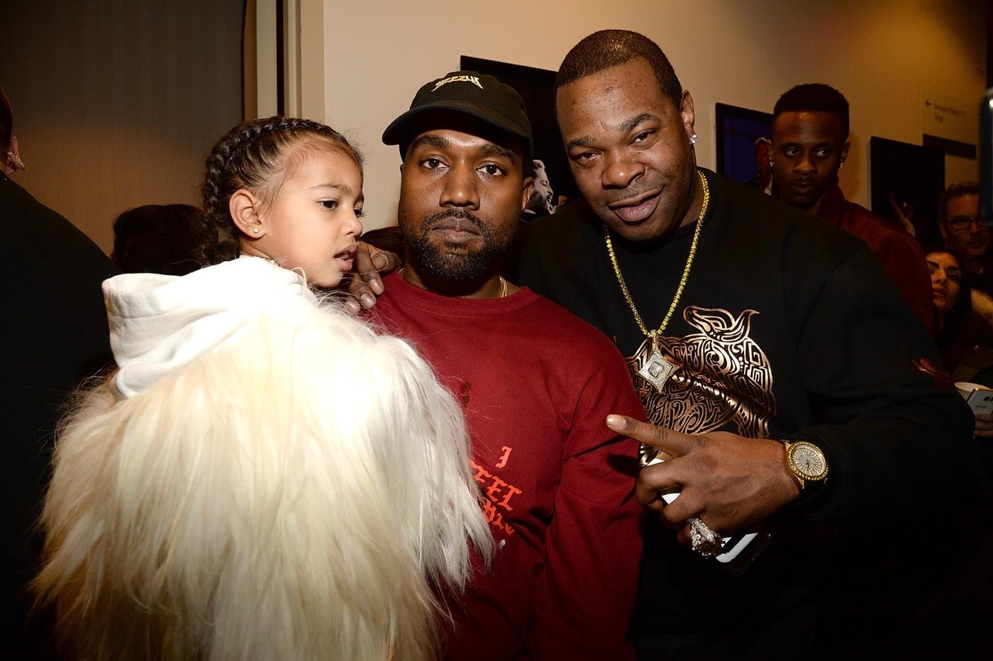 The demanding Kanye West