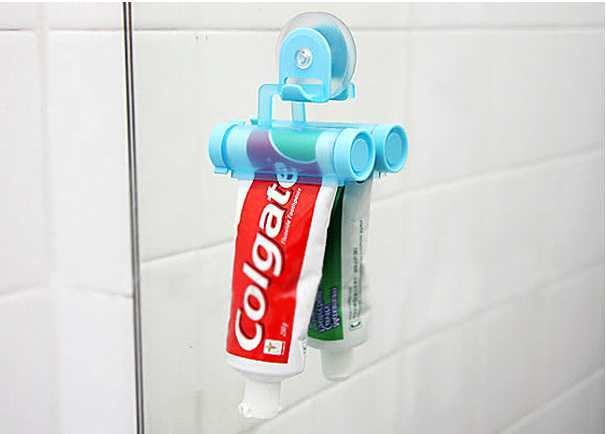 No more wasted toothpaste!
