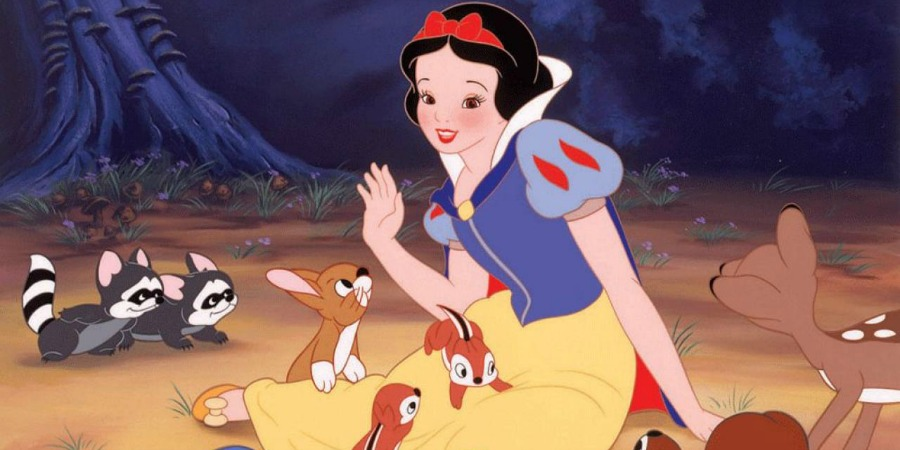 The real Snow White was called Marge Champion