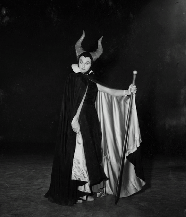 Do you know who inspired the character of Maleficent?