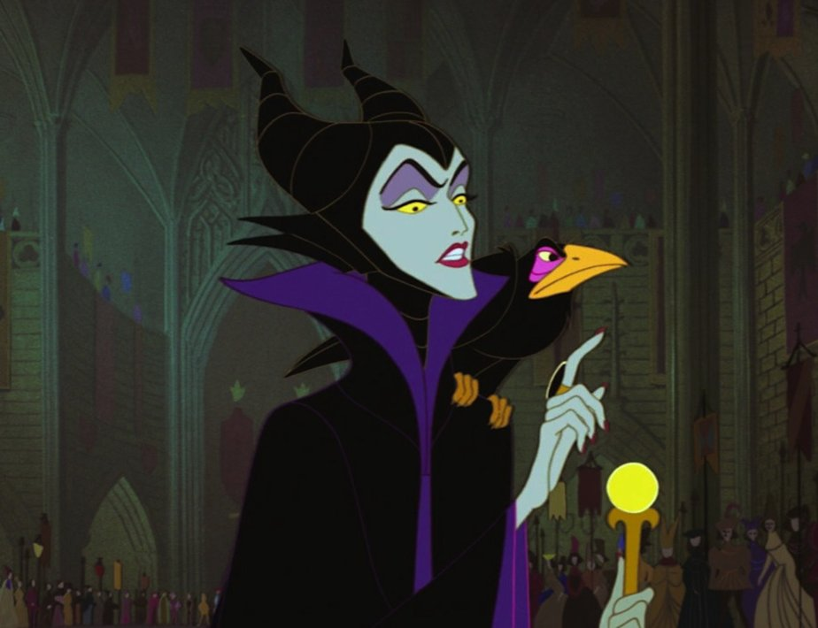 Eleanor Audley was the real Maleficent