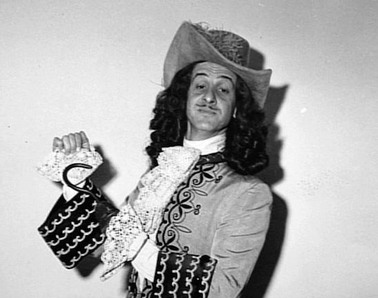 Do you know who inspired the character of Captain Hook?