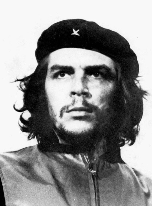 The most well-known image in the world is of Che Guevara