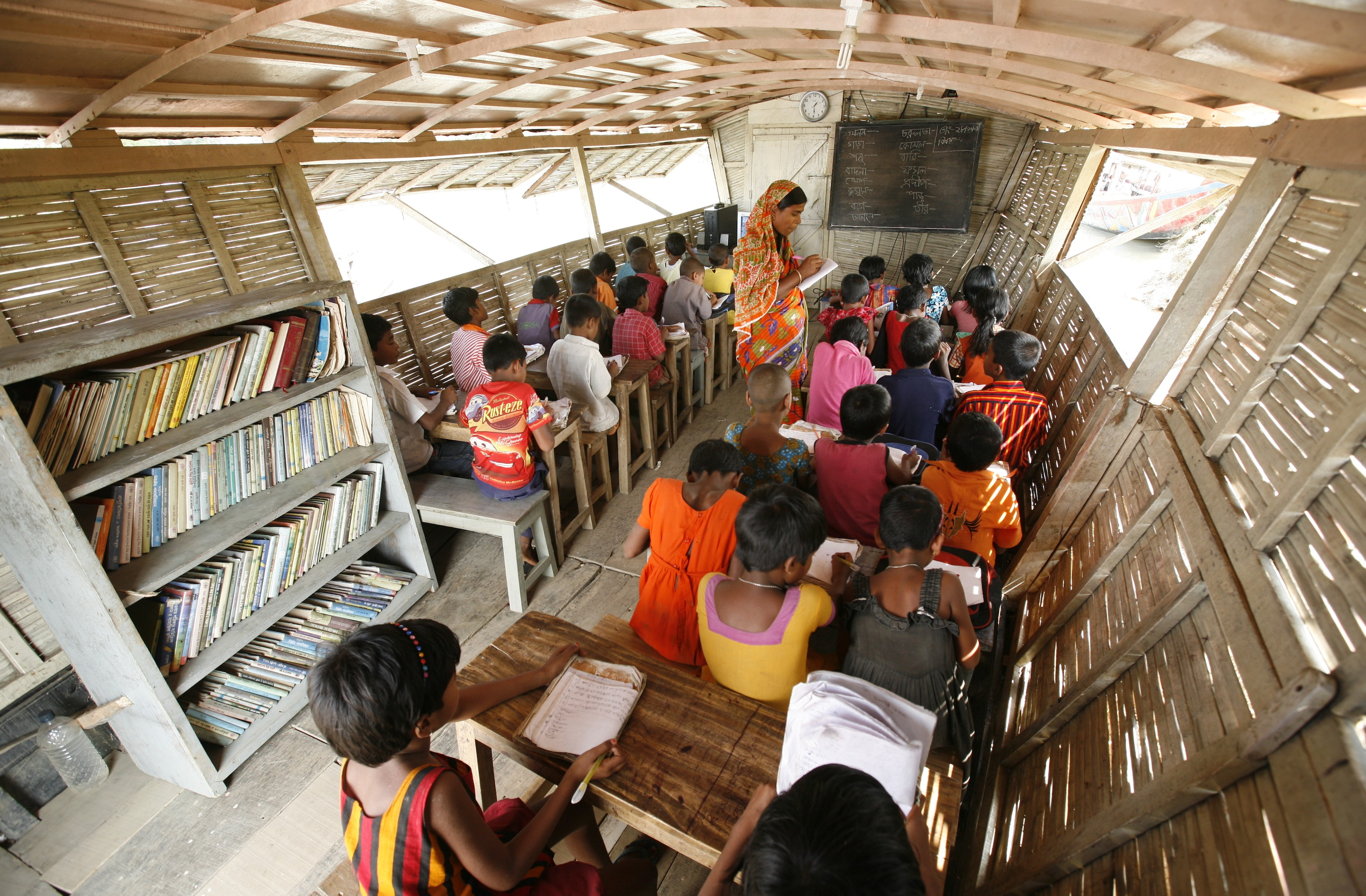 Bangaldesh: If children cheat on their tests go to prison