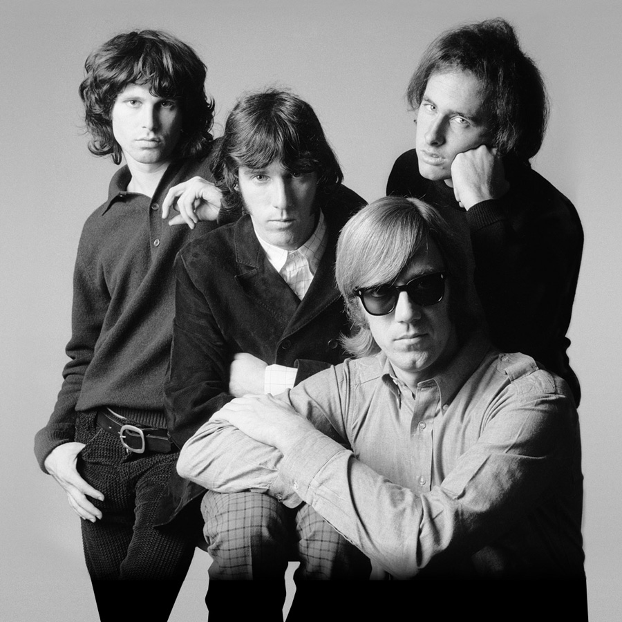 The Doors stole the instruments from a Mexican band