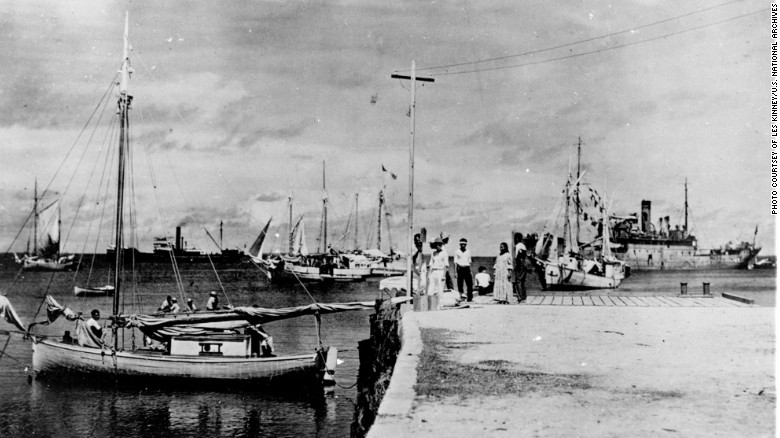 The photo that could solve the mystery of Amelia Earhart