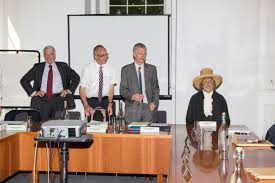 The body of Jeremy Bentham is present at all meetings of the University of London