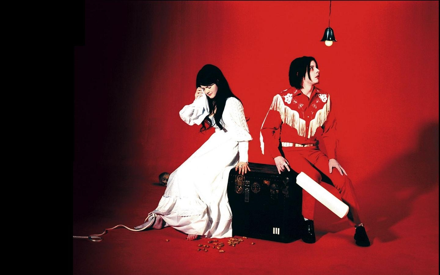 The White Stripes: Jack and Meg are brothers