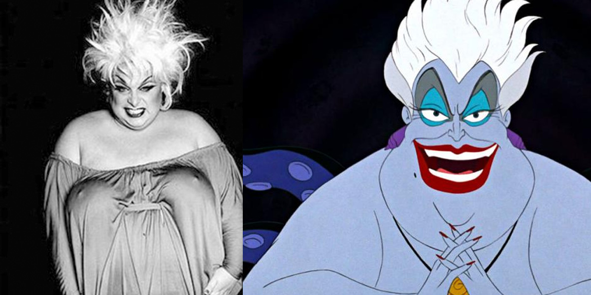 Real people who inspired the famous Disney characters