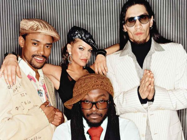 6. The Black Eyed Peas.