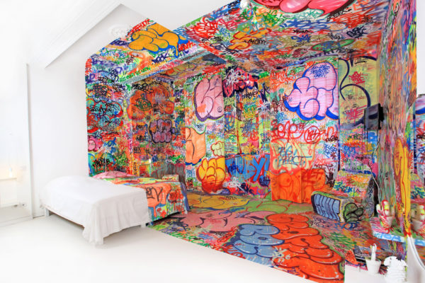 The Crazy Room - France
