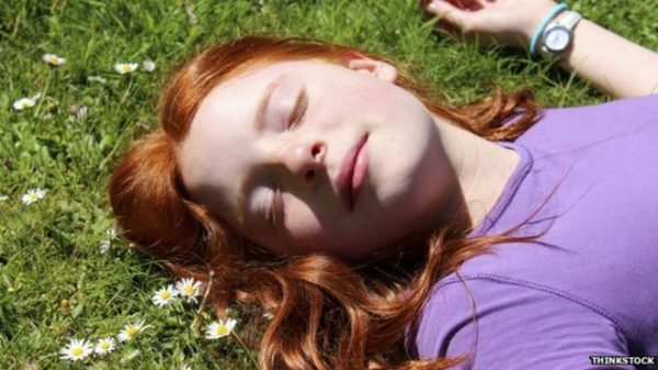 Different smells also influence dreams