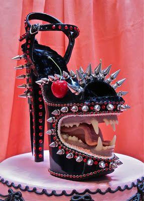 14. Monster Heels