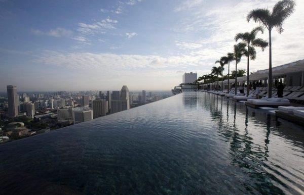 Singapore's long pool