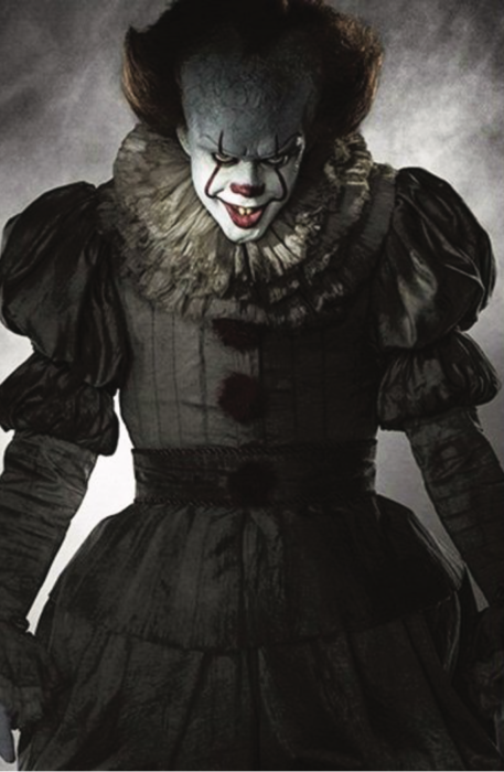 6. I bet you didn't know Pennywise was actually this handsome in real life!