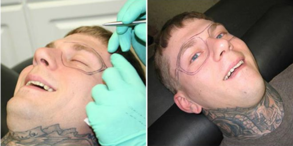 3725d8a867 Tattoos that went horribly wrong