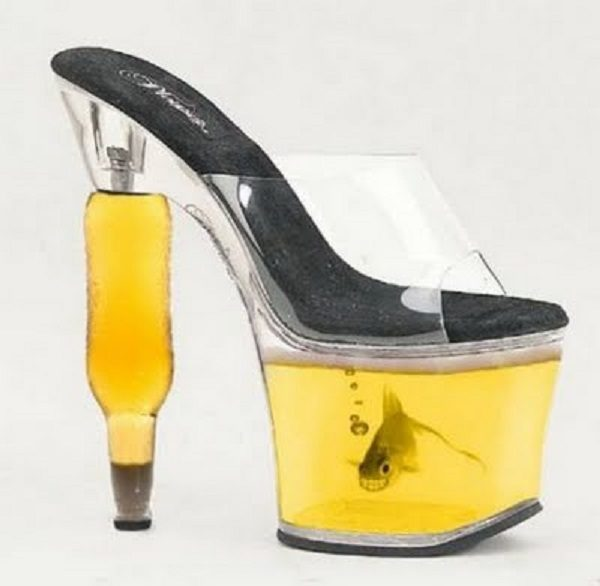 4. The aquarium shoes
