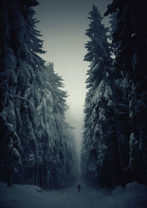 Wintery Wonderland - Czech Republic