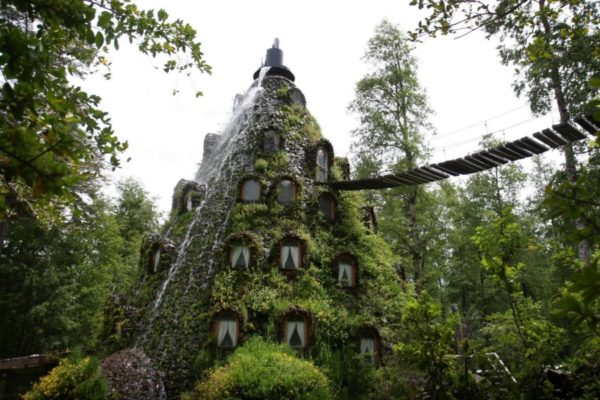 Magic hotel - Chile