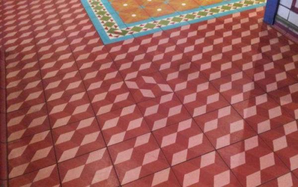 Floor again