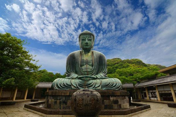 Kamakura's Buda
