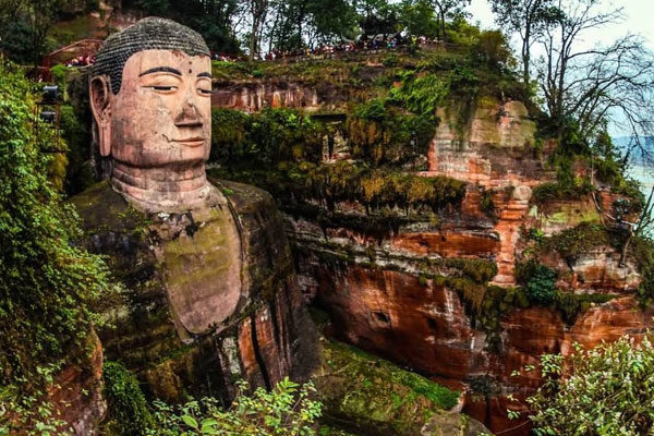 Great Buddha of Leshan
