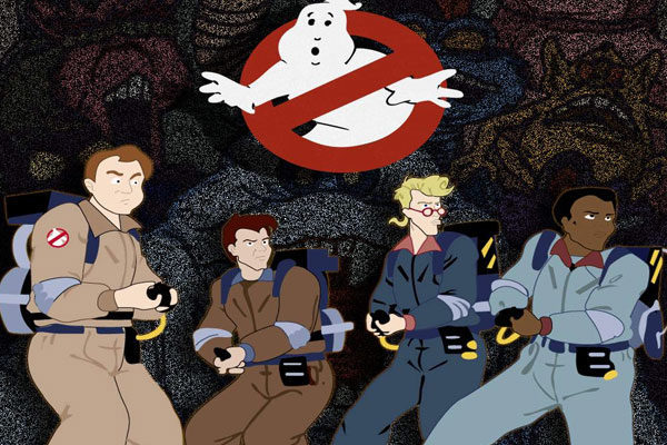 The True Ghostbusters