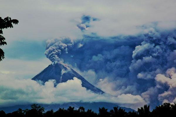 Merapi Mount