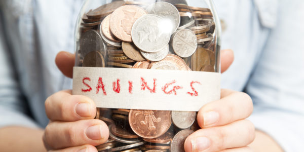 6. Start saving money, it doesn't matter if it is a lot or not.