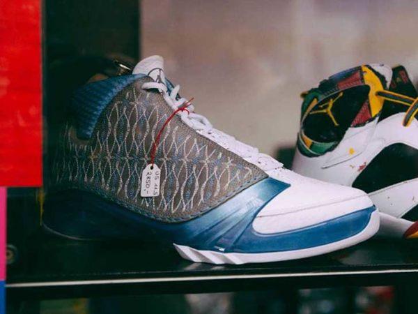 Air Jordan XX3 Titanium