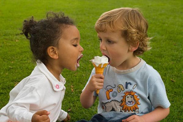 Don't be afraid of sharing