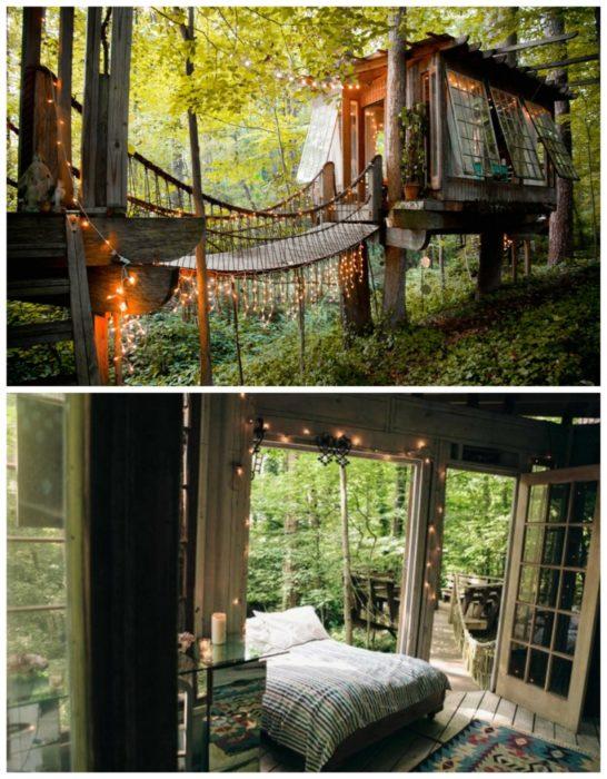 1. Tree house