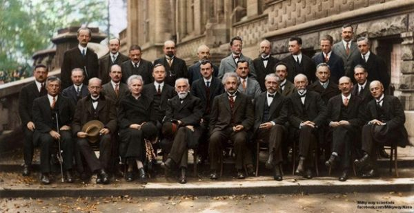 3. Solvay congress