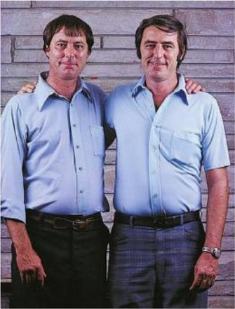 Jim Lewis and Jim Springer