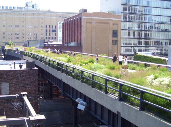 High Line visit!