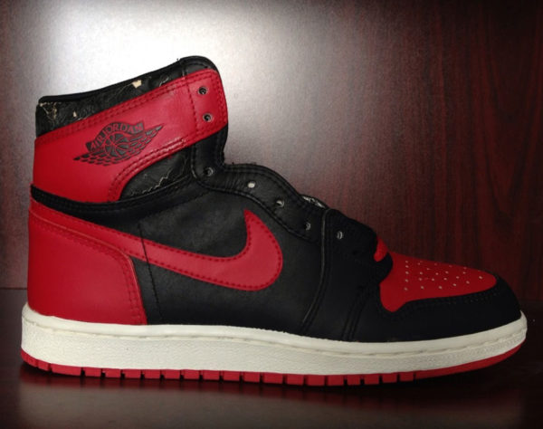 """Nike Air Jordan 1 OG """"Bred"""" (1985)"""