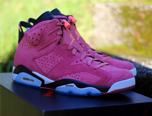 Macklemore x Air Jordan 6