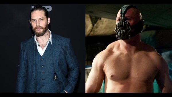Tom Hardy is truly commited to his trade