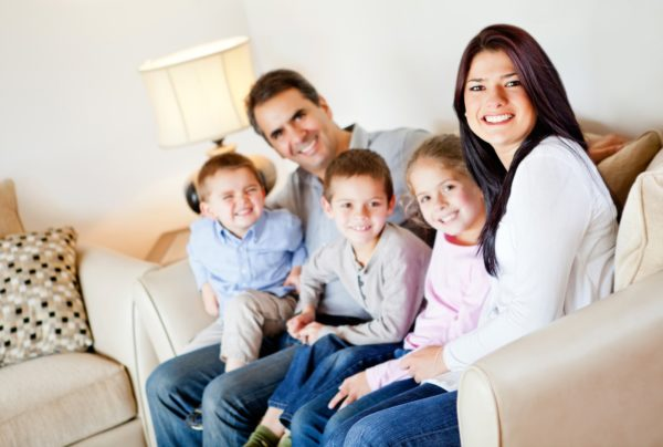 3. Maintain or fix your family relationships