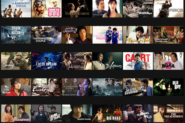 Korean Films, Code 5685